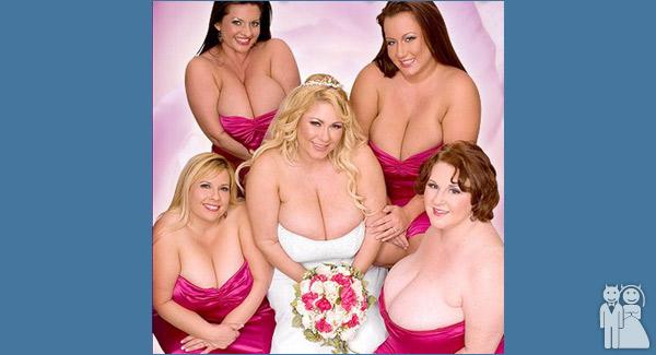 My Big Fat Plumper Wedding 49