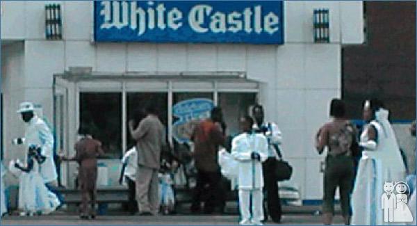 White Castle Wedding | Wedding Unveils   Funny Wedding Photos
