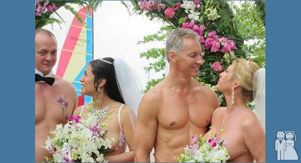 Bad wedding photos nude — img 8