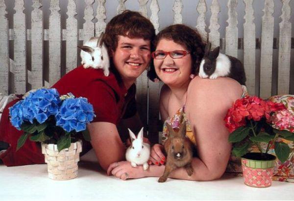 откровенные семейные фото